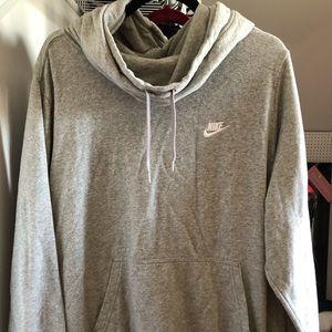 Nike Cowl Neck Hoodie size 3x